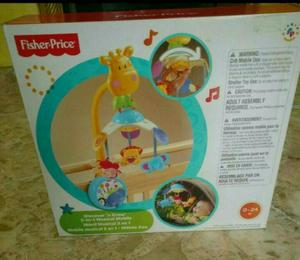 Movil para Bebe Musical 2 en 1