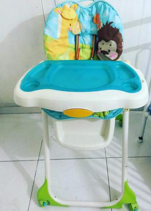 Sillla Comedor Fisher Price