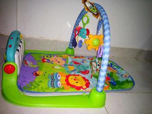 gimnasio para bebes fisher price