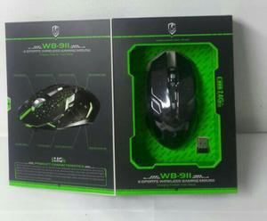 Mouse Gamer 6 Botones Inalambrico
