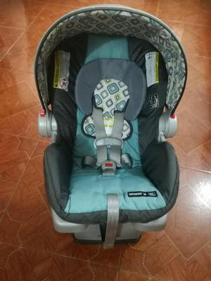 SILLA PARA CARRO PORTA BEBE GRACO CLICK CONNECT