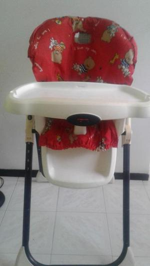 Silla comedor Fisher Price unisex