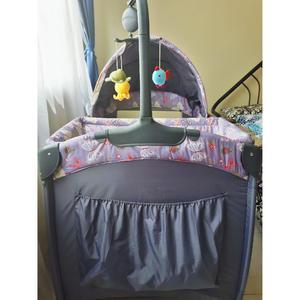 Corral para Bebe niña Ebaby
