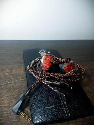 Audífonos Kz Es4, Monitoreo Profesionale