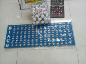 Juego de Bingo Grande