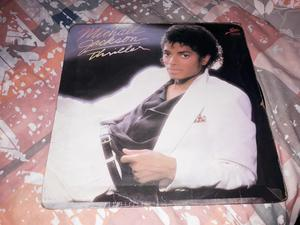 Lp Thriller de Michael Jackson