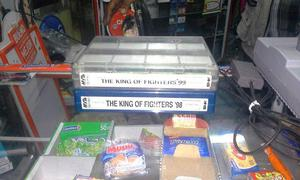 JUEGOS NEO GEO THE KING OF FIGHTER 98 Y 99