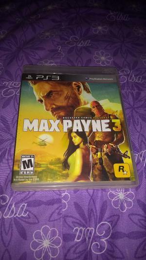 Maxpayne 3 para Play 3 Ps3