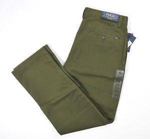 Pantalon Drill Polo Ralph Lauren 100 Original, ultima unidad