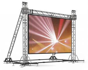 Alquiler de Pantallas LED Gigantes
