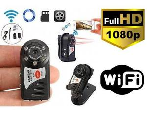 Camara de Seguridad Mini Espia IP WIFI Vision Nocturna,