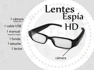 Gafas De Seguridad Con Cámara Espía 720p