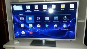 vendo televisor de 32 HYUNDAI con internet android pasa por