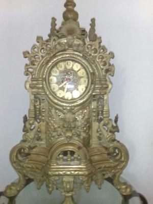 Reloj Antigüo de Bronce Quartz