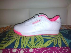 Zapatos Reebok Clasicos Talla 38medio