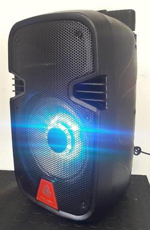 Bafle Parlante Karaoke Cabina De Musica Microfono