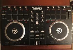Controlador USB Numark Mixtrack Pro 2
