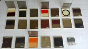 Filtros para fotografía y video COKIN Serie P
