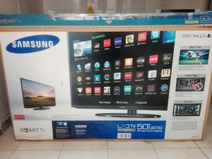 Vendo Televisor Smart Tv de 50 Pulgadas.