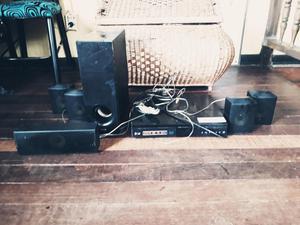 teatro en casa lg blue ray 3d  w de potencia salida de