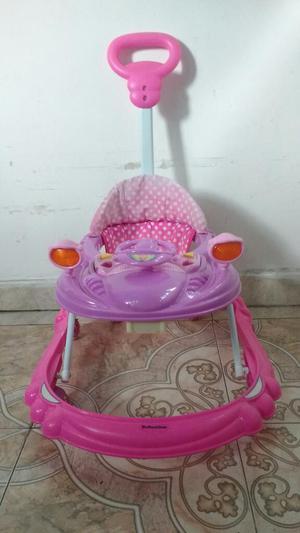 Caminador Musical Y Luminoso para Bebe
