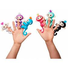 Juguete Interactivo Fingerlings