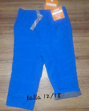 Pantalón de Niño Azul Gymboree
