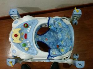 Paseador Y Mecedora 2 en 1 para Bebé