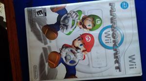 Vendo Juego Mario Kart Wii Como Nuevo