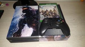 Vendo Xbox One con 1 Control Y 1 Juego