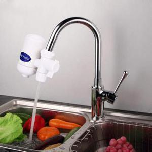 Filtro Purificador De Agua Para La Llave SWS blanco