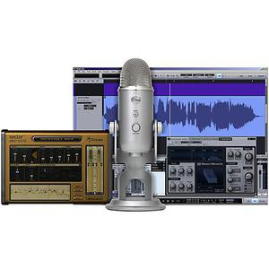 BLUE Yeti Studio USB/iOS Microfono