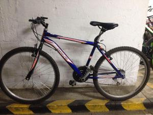 Bicicleta Todo Terreno. UN MES DE USO.