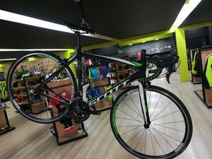 Bicicleta de Ruta en Carbono Scott Cr1