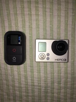 Camara Go Pro Hero 3 Wifi