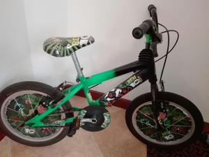 Combo Bicicleta Y Patineta