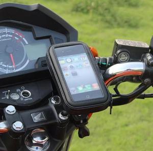 Soporte para Celular en La Bicicleta