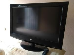 Tv Lcd Lg de 32 Pulgadas Como Nuevo
