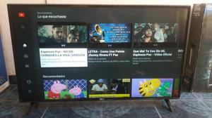Tv Lg de 43 Smart Tv con Tdt Full Hd