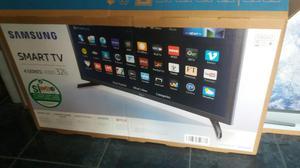 Tv Samsung de 32 Smart Tv Y Tdt Encajado