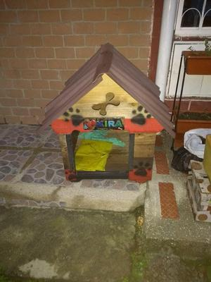 Vendo Casa Mediana para Perro