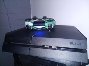 Ps4 con GTA5, 2 Controles, 8 Juegos El mas completo.CUHA