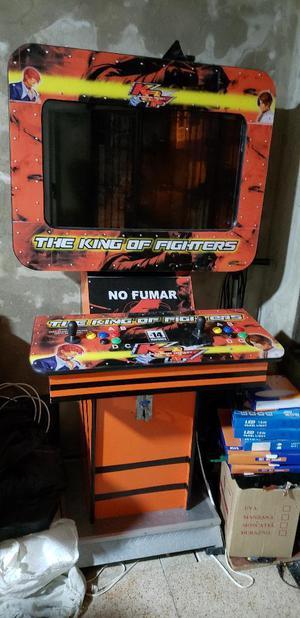 Vendo Maquina Multijuegos Arcade Hd