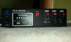 Amplificador de perifoneo american sound PA 61U Muy buen