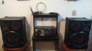 Equipo de Sonido Lg Como Nuevo Poco Uso