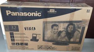 Se vende TV Panasonic 32 con accesorio para iPod