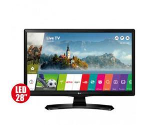 Televisor de 28 Pulgadas Lg Smart  W