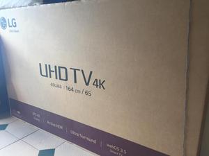 Tv lg 65 pulgadas Nuevo