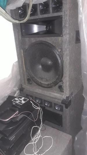 equipo de sonido proofesional