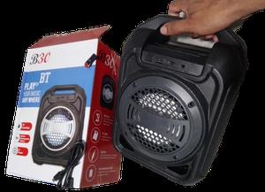 parlante Bafle Bluetooth, USB. Radio F.M. alta Fidelidad y